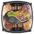 HORMEL® Gatherings Genoa Salami and Cheese Deli Tray