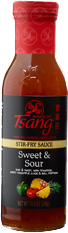 HOUSE OF TSANG® Sauce Pour Friture aigre-douce 283 ml