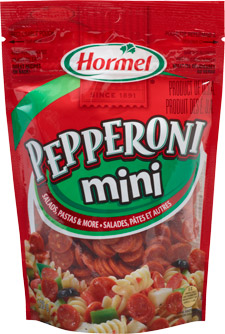 HORMEL® Sliced Pepperoni Minis