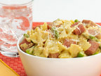 Sun-dried Tomato Pasta with SPAM®