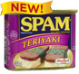 SPAM® Teriyaki