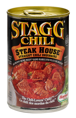 STAGG® Steakhouse® Chili No Beans