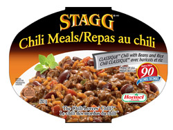 STAGG® Classique Chili with Beans and Rice