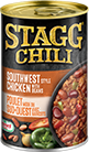 STAGG® Southwest Style Chicken Chili
