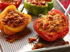 Stuffed Chili Peppers