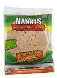 MANNY'S® Wheat Flour Tortilla Fajita Size